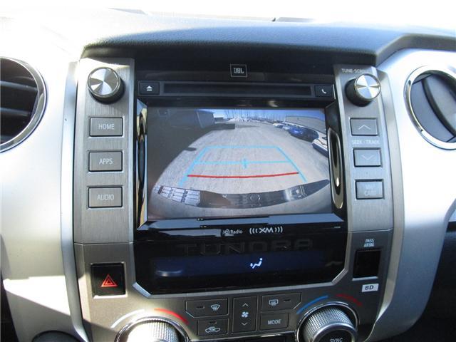 2019 Toyota Tundra Platinum 5.7L V8 (Stk: 199089) in Moose Jaw - Image 20 of 22