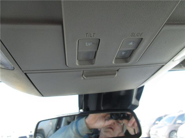 2019 Toyota Tundra Platinum 5.7L V8 (Stk: 199089) in Moose Jaw - Image 21 of 22
