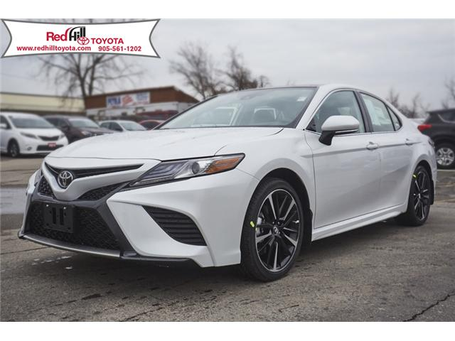 2019 Toyota Camry XSE (Stk: 19525) in Hamilton - Image 1 of 17