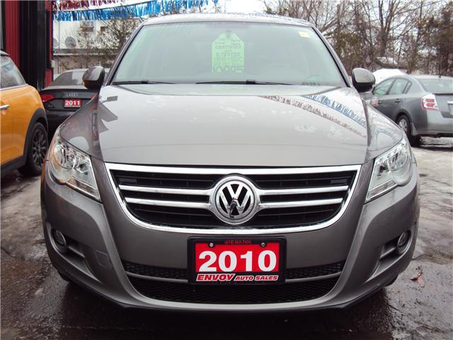 2010 Volkswagen Tiguan 2.0 TSI Trendline (Stk: ) in Ottawa - Image 2 of 24