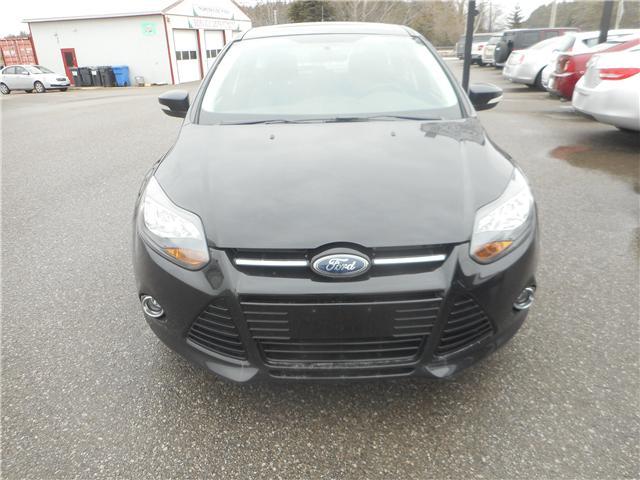 2013 Ford Focus Titanium (Stk: NC 3706) in Cameron - Image 2 of 13