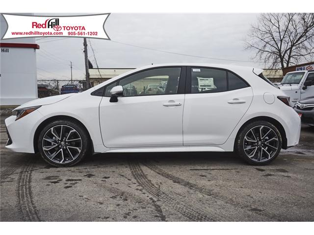 2019 Toyota Corolla Hatchback Base (Stk: 19472) in Hamilton - Image 2 of 13