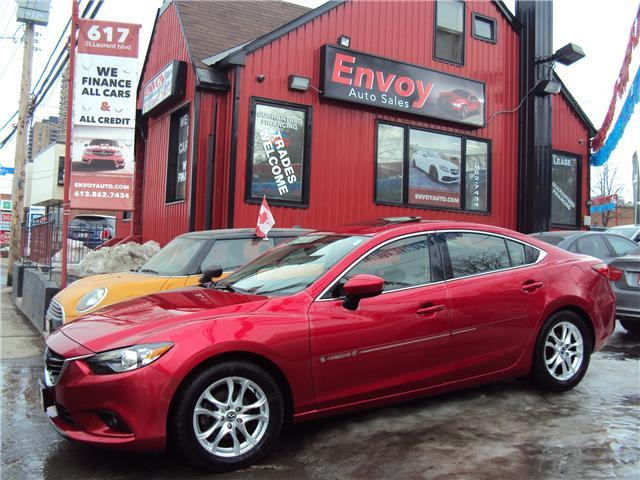 2015 Mazda MAZDA6 GT (Stk: ) in Ottawa - Image 1 of 29