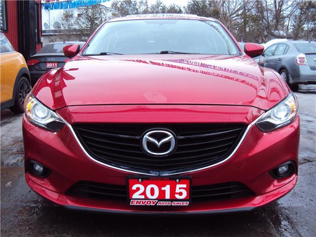2015 Mazda MAZDA6 GT (Stk: ) in Ottawa - Image 2 of 29