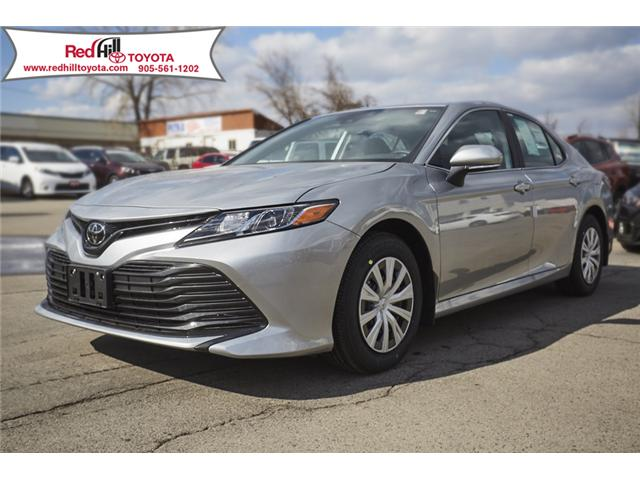 2019 Toyota Camry LE (Stk: 19540) in Hamilton - Image 1 of 12