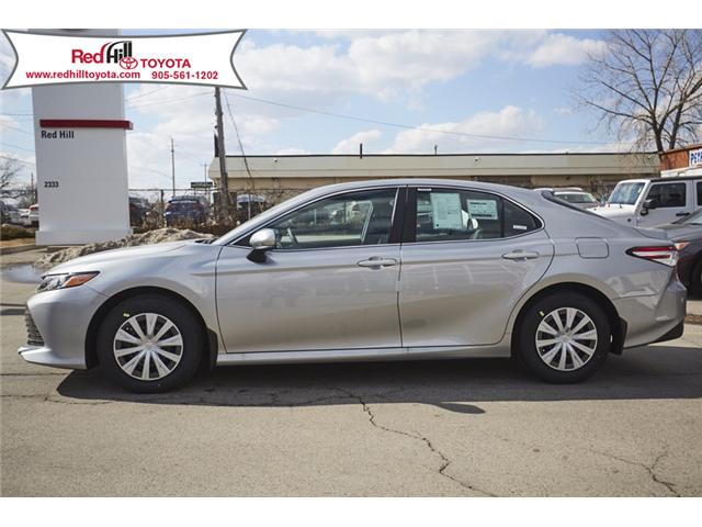 2019 Toyota Camry LE (Stk: 19540) in Hamilton - Image 2 of 12