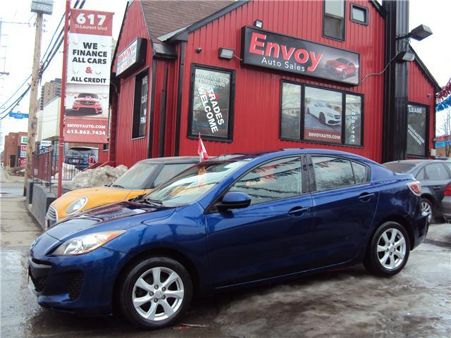 2013 Mazda Mazda3 GX (Stk: ) in Ottawa - Image 1 of 20