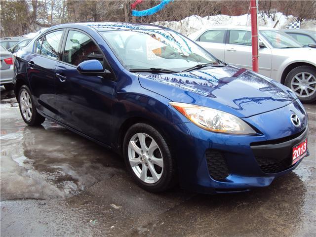 2013 Mazda Mazda3 GX (Stk: ) in Ottawa - Image 2 of 20