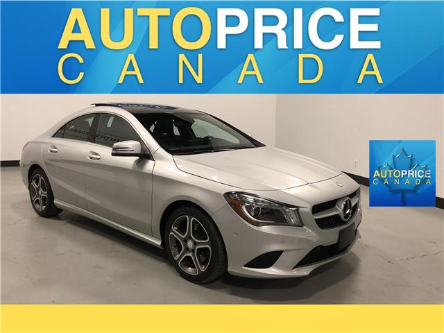 2015 Mercedes-Benz CLA-Class Base (Stk: W0184) in Mississauga - Image 1 of 24