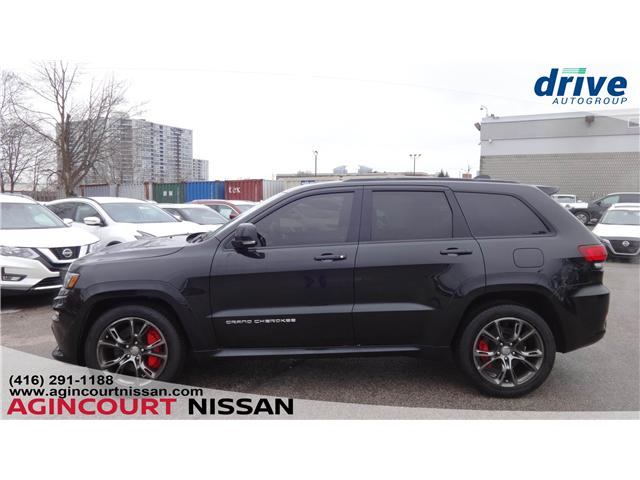 2016 Jeep Grand Cherokee SRT (Stk: U12427) in Scarborough - Image 2 of 34