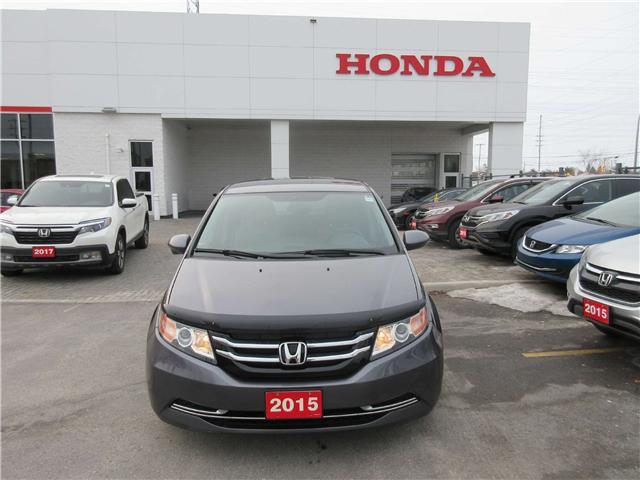 2015 Honda Odyssey EX (Stk: SS3389) in Ottawa - Image 2 of 13