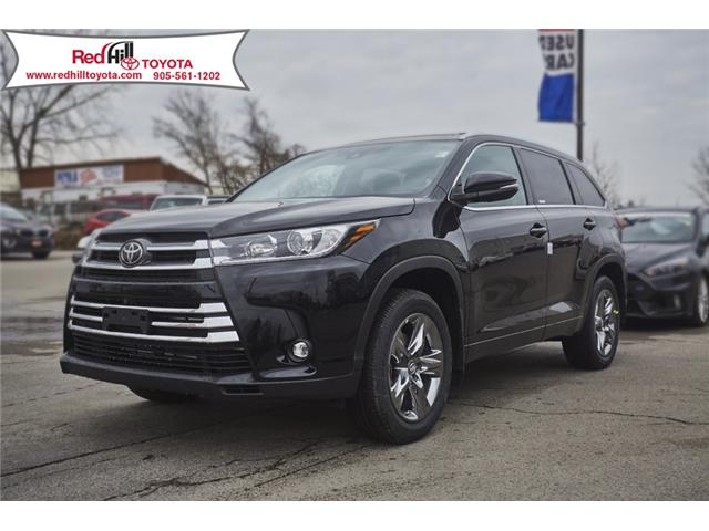 2019 Toyota Highlander Limited (Stk: 19468) in Hamilton - Image 1 of 19