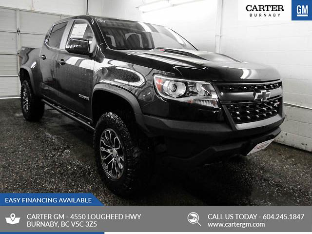 2019 Chevrolet Colorado ZR2 (Stk: D9-38760) in Burnaby - Image 1 of 13