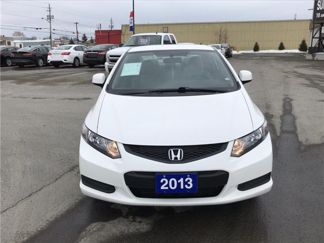 2013 Honda Civic LX (Stk: 19111) in Sudbury - Image 2 of 14