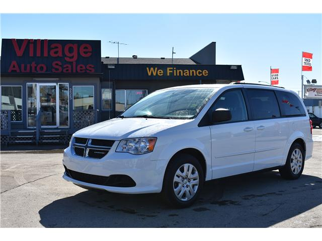 2017 Dodge Grand Caravan CVP/SXT (Stk: P36242C) in Saskatoon - Image 1 of 21