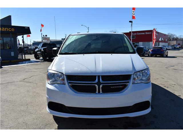 2017 Dodge Grand Caravan CVP/SXT (Stk: P36242C) in Saskatoon - Image 2 of 21