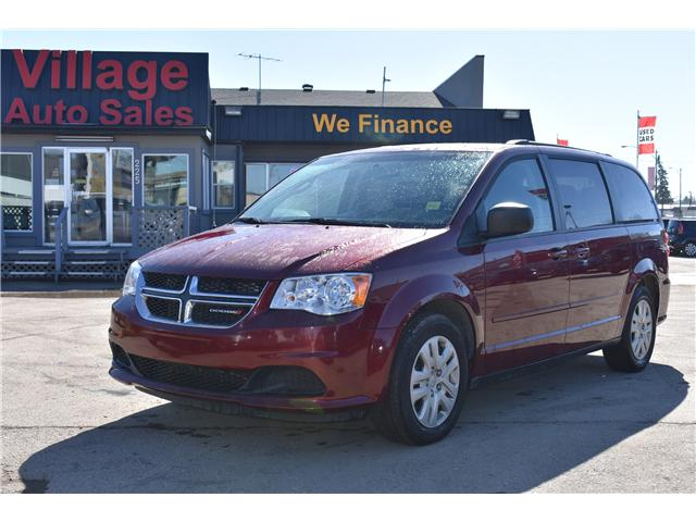 2017 Dodge Grand Caravan CVP/SXT (Stk: P36244C) in Saskatoon - Image 1 of 21
