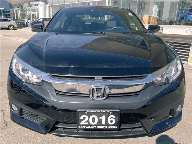2016 Honda Civic EX-T (Stk: 27659A) in Markham - Image 2 of 23