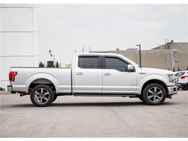 2015 Ford F-150 Lariat (Stk: 18F11445T) in  - Image 2 of 22