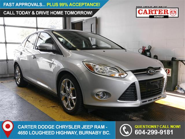 2012 Ford Focus SEL (Stk: 9-6054-1) in Burnaby - Image 1 of 22
