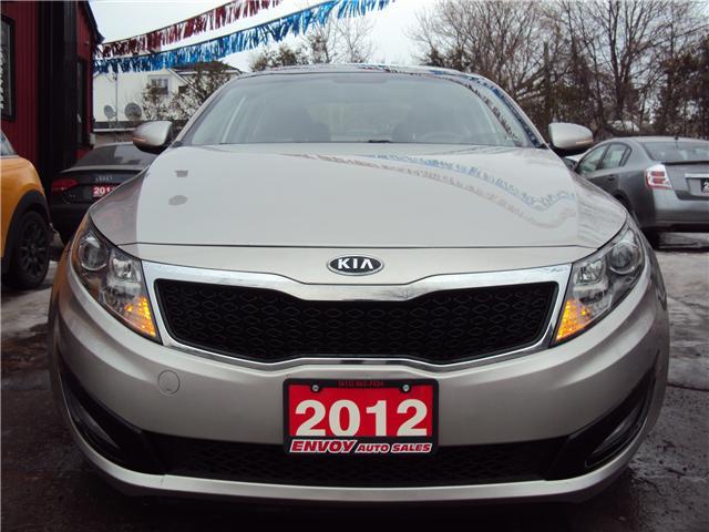 2012 Kia Optima LX+ (Stk: ) in Ottawa - Image 2 of 29