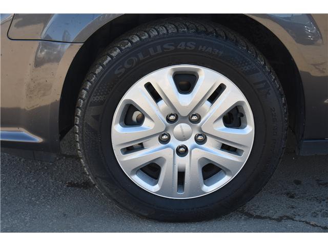 2017 Dodge Grand Caravan CVP/SXT (Stk: P36245C) in Saskatoon - Image 12 of 22