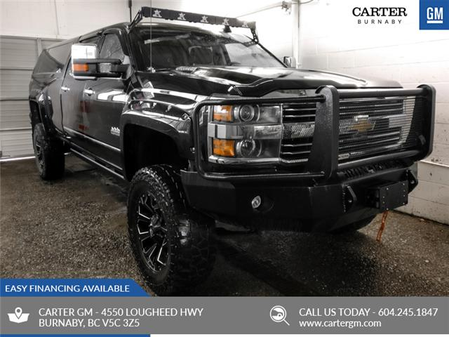 2016 Chevrolet Silverado 3500HD High Country (Stk: N6-31611) in Burnaby - Image 1 of 25