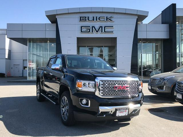 2019 GMC Canyon Denali (Stk: 9CN85780) in North Vancouver - Image 2 of 13