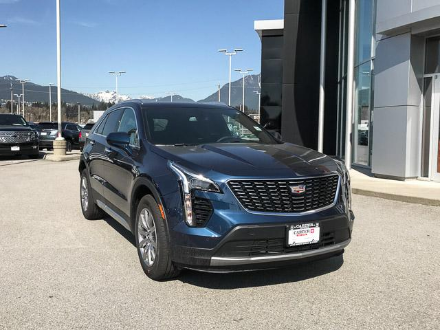 2019 Cadillac XT4 Premium Luxury (Stk: 9D52900) in North Vancouver - Image 2 of 23