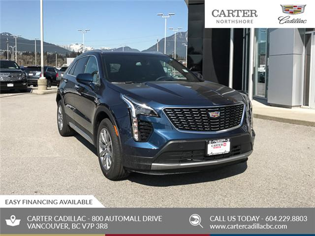 2019 Cadillac XT4 Premium Luxury (Stk: 9D52900) in North Vancouver - Image 1 of 23