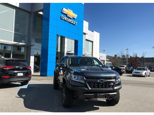 2019 Chevrolet Colorado ZR2 (Stk: 9CL51500) in North Vancouver - Image 2 of 13