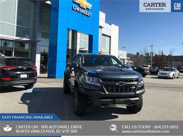 2019 Chevrolet Colorado ZR2 (Stk: 9CL51500) in North Vancouver - Image 1 of 13