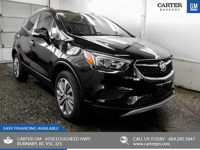 2019 Buick Encore Preferred (Stk: E9-70690) in Burnaby - Image 1 of 12