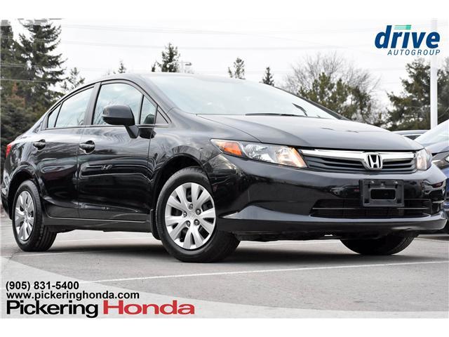 2012 Honda Civic LX (Stk: P4731) in Pickering - Image 1 of 22