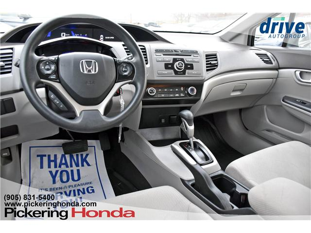 2012 Honda Civic LX (Stk: P4731) in Pickering - Image 2 of 22