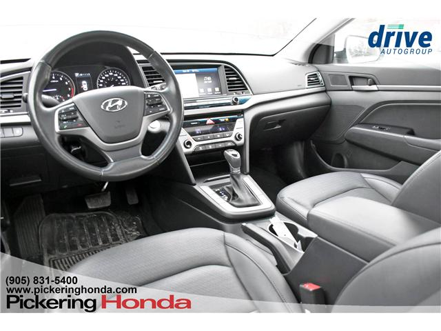 2017 Hyundai Elantra Limited (Stk: P4589) in Pickering - Image 2 of 24