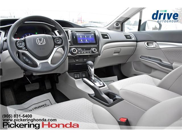 2015 Honda Civic EX (Stk: P4734) in Pickering - Image 2 of 27