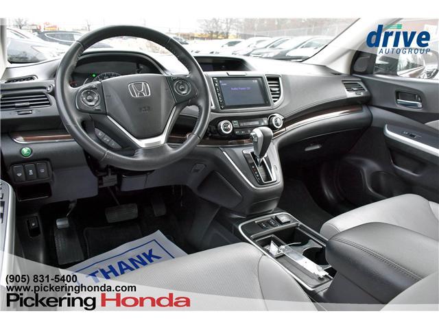 2016 Honda CR-V EX-L (Stk: U732A) in Pickering - Image 2 of 28