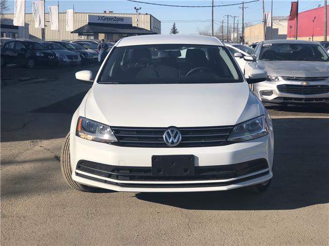2017 Volkswagen Jetta 1.4 TSI Trendline+ (Stk: A2699) in Saskatoon - Image 6 of 18