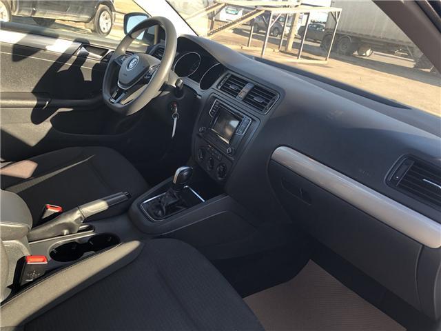 2017 Volkswagen Jetta 1.4 TSI Trendline+ (Stk: A2699) in Saskatoon - Image 12 of 18