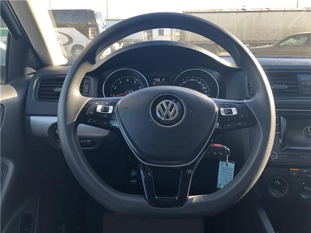 2017 Volkswagen Jetta 1.4 TSI Trendline+ (Stk: A2699) in Saskatoon - Image 15 of 18