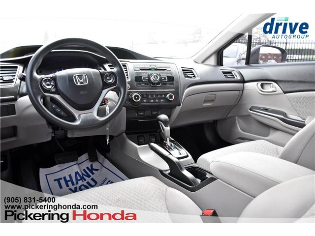 2014 Honda Civic LX (Stk: U421A) in Pickering - Image 2 of 26