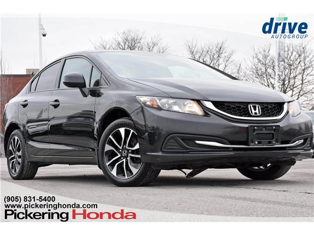 2013 Honda Civic EX (Stk: P4652A) in Pickering - Image 1 of 24