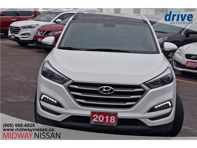 2018 Hyundai Tucson SE 2.0L (Stk: U1644R) in Whitby - Image 4 of 33