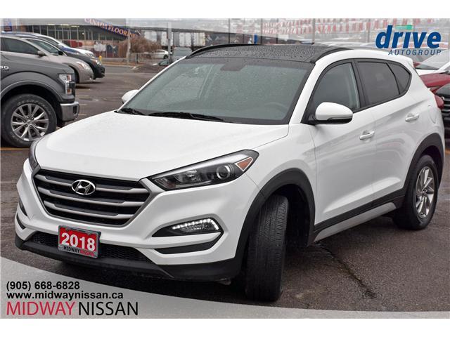 2018 Hyundai Tucson SE 2.0L (Stk: U1644R) in Whitby - Image 5 of 33