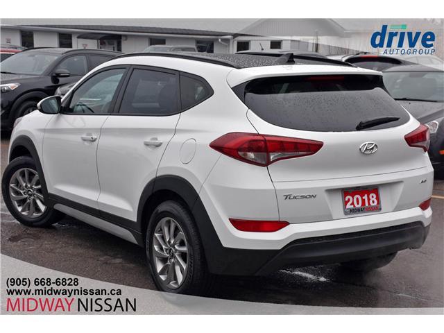 2018 Hyundai Tucson SE 2.0L (Stk: U1644R) in Whitby - Image 7 of 33