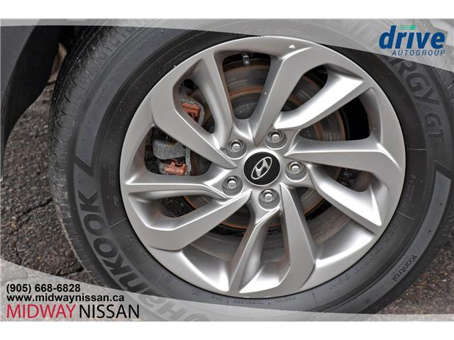 2018 Hyundai Tucson SE 2.0L (Stk: U1644R) in Whitby - Image 11 of 33