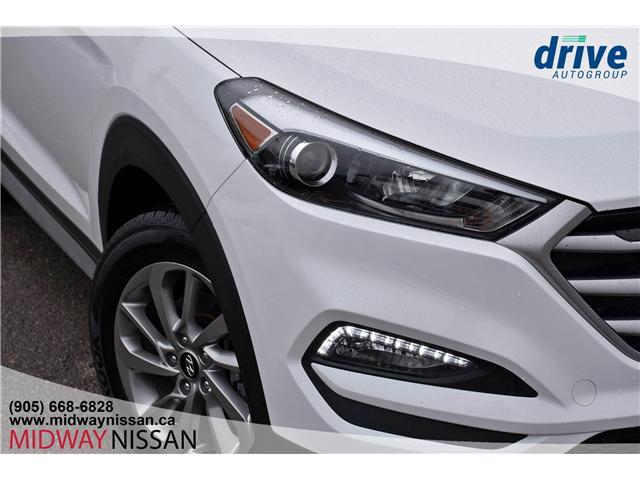 2018 Hyundai Tucson SE 2.0L (Stk: U1644R) in Whitby - Image 13 of 33