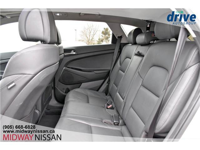 2018 Hyundai Tucson SE 2.0L (Stk: U1644R) in Whitby - Image 14 of 33