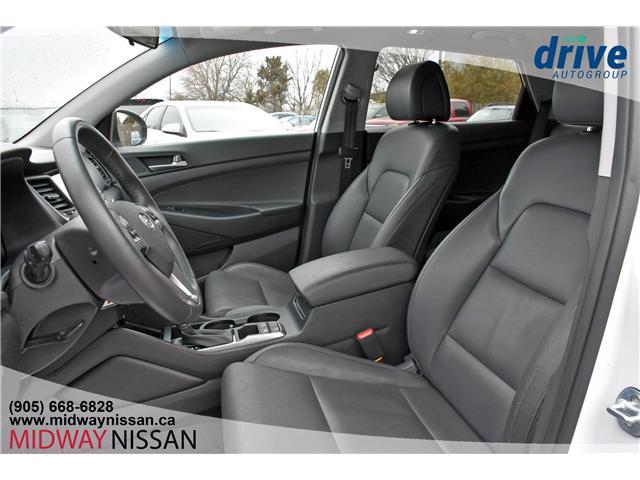 2018 Hyundai Tucson SE 2.0L (Stk: U1644R) in Whitby - Image 15 of 33